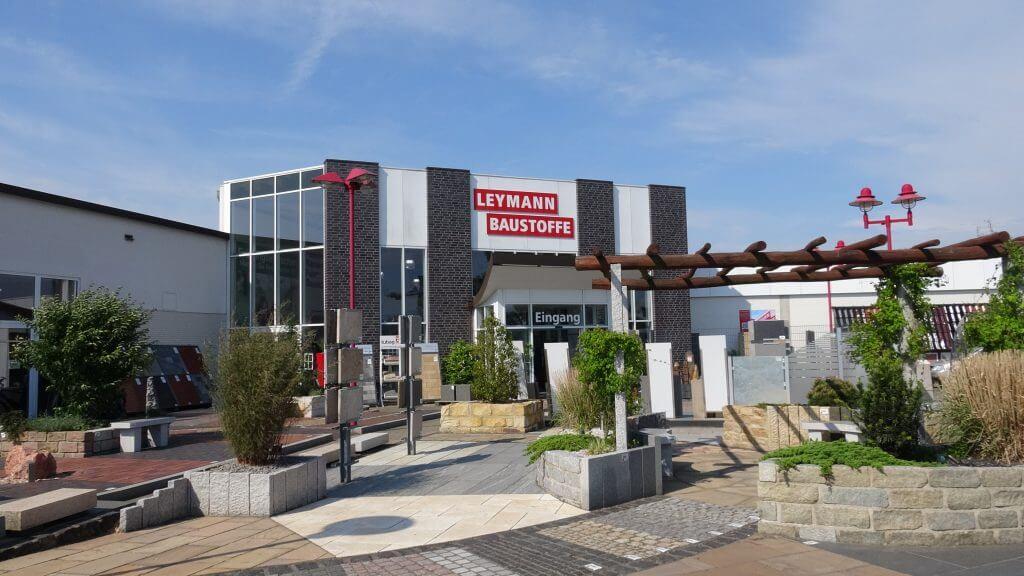 Leymann Baustoffe Standorte