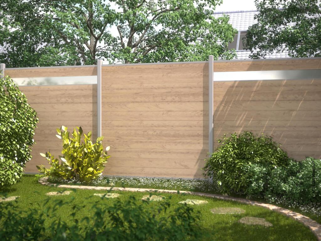 Gartenzaune Bei Leymann Baustoffe Baustoffhandler Fur Profi Und