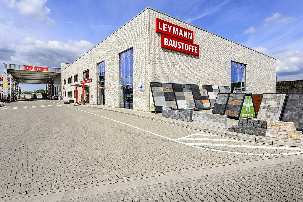 Leymann Baustoffe Diepholz