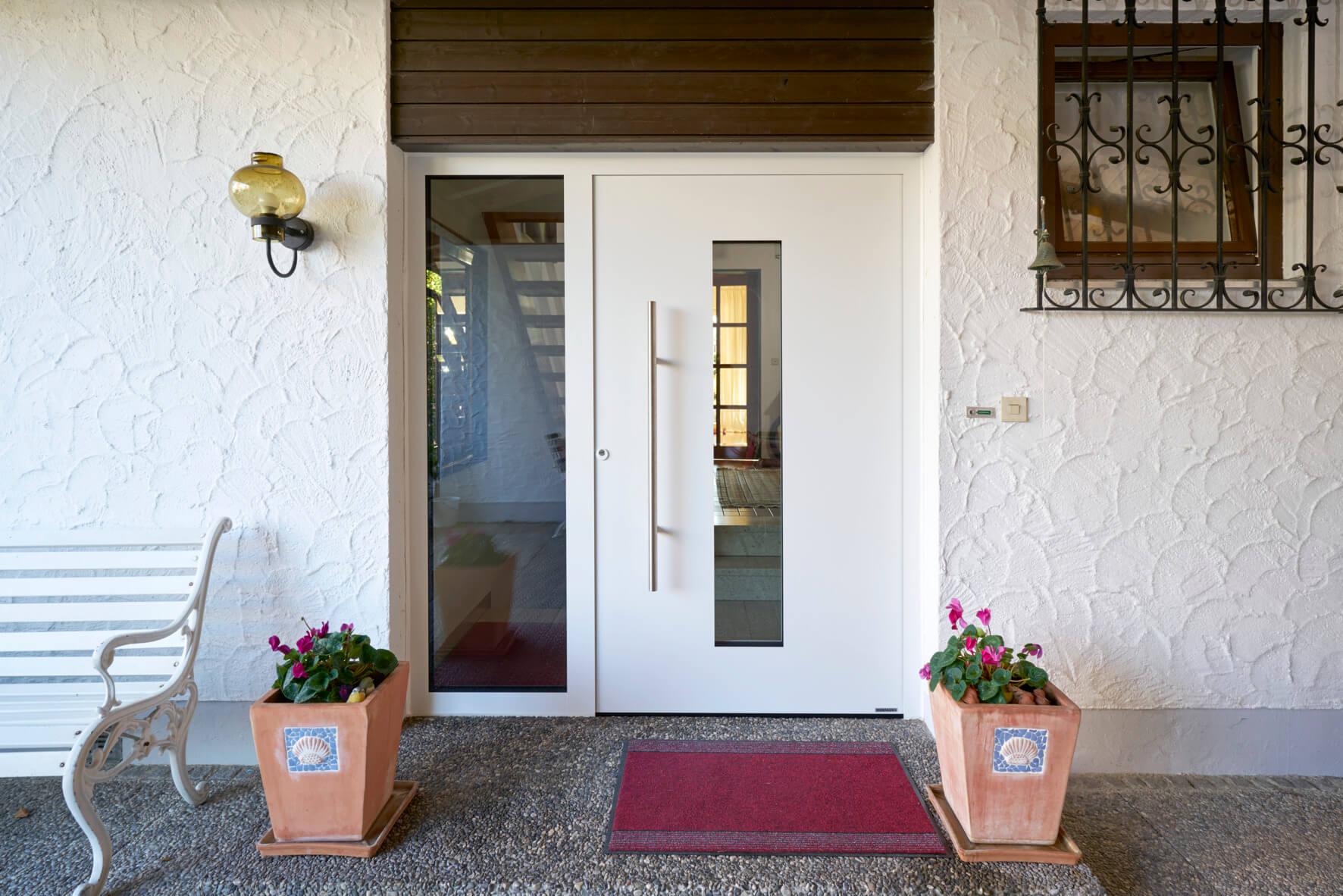 Haustüren. Schön und sicher für Ihr Zuhause. Exklusiv bei Leymann Baustoffe