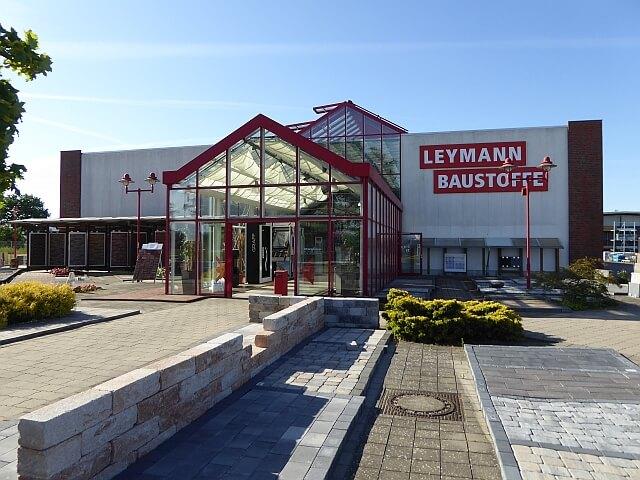 Leymann Baustoffe - Ihr Baustoffhändler in Langwedel