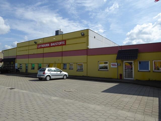 Leymann Baustoffe Ihr Baustoffhändler in Nienburg-Langendamm