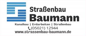Kanalarbeiten, Erdarbeiten und Straßenbau - Straßenbau Baumann, Nienburg