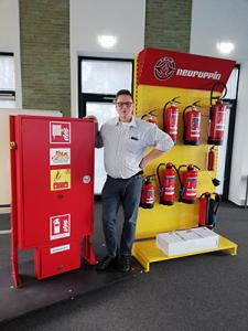 Manfred Arndt | Brandschutz und Betriebssicherheit