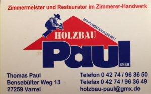 Holzbau Paul GMBH