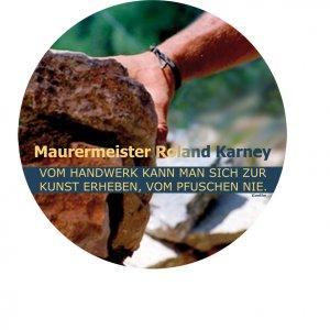 Maurermeister Roland Karney