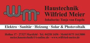 Haustechnik Wilfried Meier, Inhaberin Tanja von Engeln, Start, 27327 Martfeld
